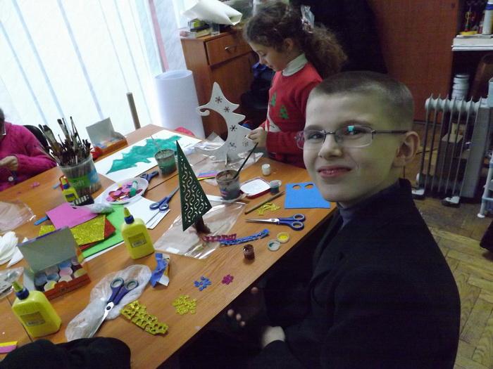 У Луцьку провели майстер-клас для маленьких дизайнерів з особливими потребами