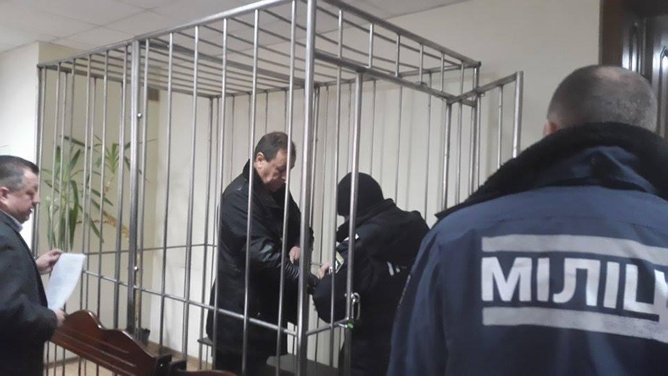 Відомого у Луцьку бізнесмена, який пяним збив 16-літнього юнака і залишив помирати на дорозі, суд відпускає під заставу у 275 тисяч