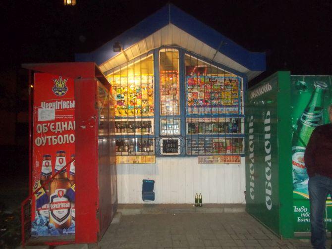 У Луцьку продовжують активно боротись із продавцями алкоголю