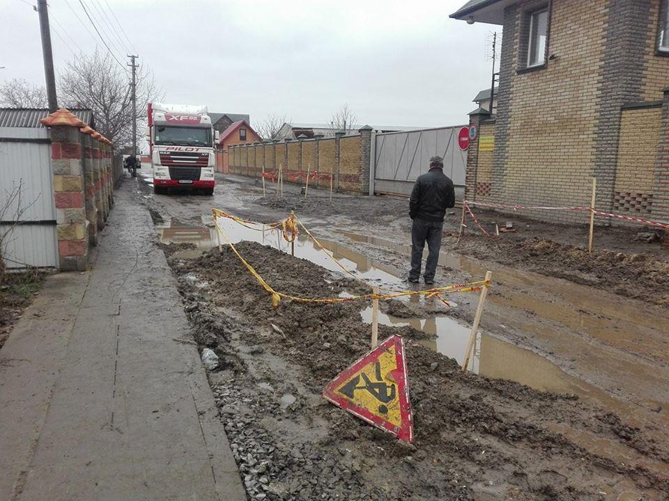 У Луцьку відремонтують вулицю, на якій вибухнув газопровід