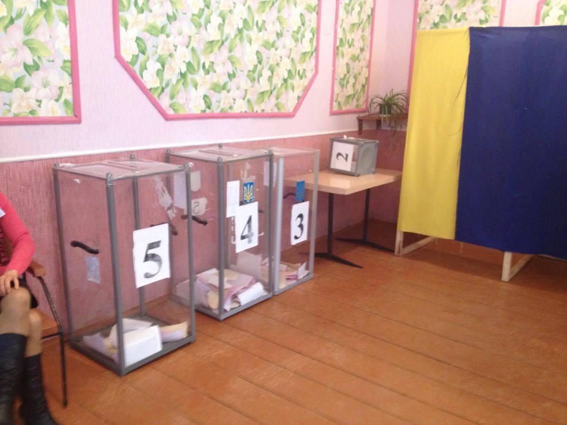 Вибори на Волині: У Заболоттівській громаді виборець проголосував за чужим паспортом, є й інші порушення