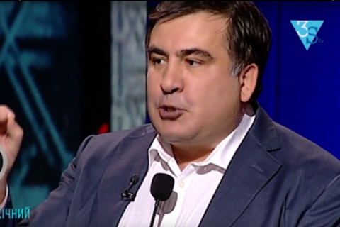 Саакашвілі: Американці закрили програму по митниці через Насірова