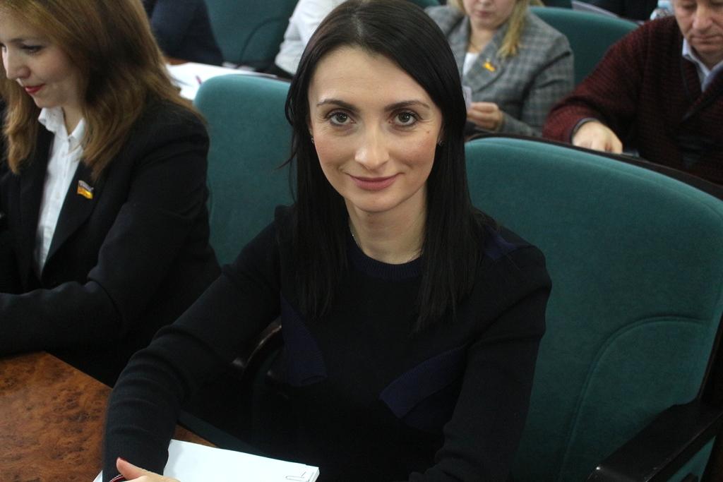 Юлія Вусенко: Цей рік для луцьких депутатів був роком навчання і активної праці