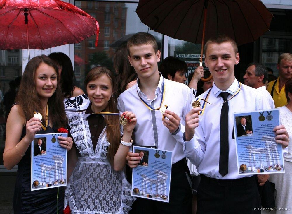 Іменна стипендія для учнів може скласти 500 гривень