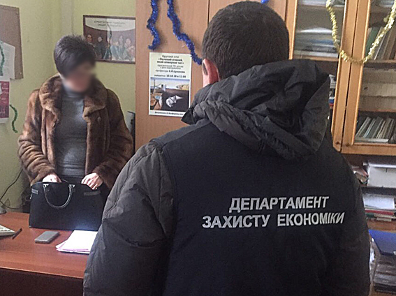 В Одесі на хабарі затримано декана вишу