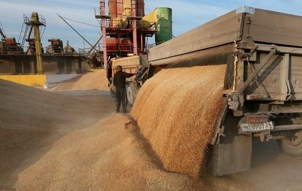 Україна експортувала понад 23 млн тонн зерна