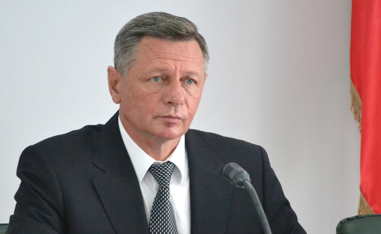 Микола Романюк: Бюджет 2017 року - складний, але у нас є багато завдань, які маємо виконати