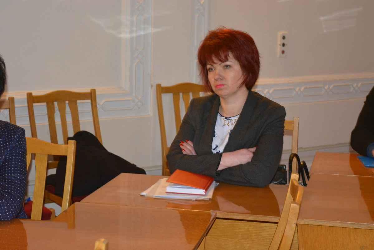 Директором Луцького геріатричного пансіонату може стати Тетяна Корнійчук