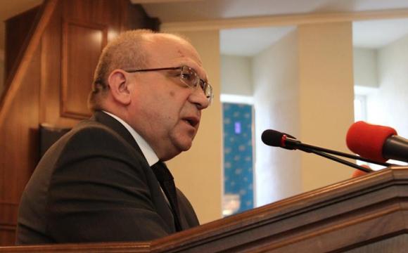 Депутати Волині не оцінили роботу Володимира Гунчика