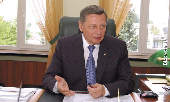 Помер Луцький міський голова Микола Романюк