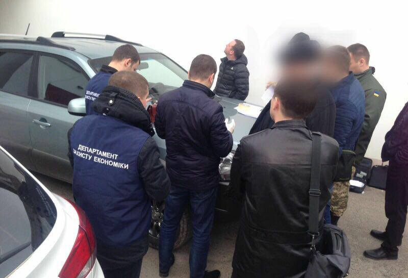 У Рівненській області затримані всі директори лісгоспів, - Аваков