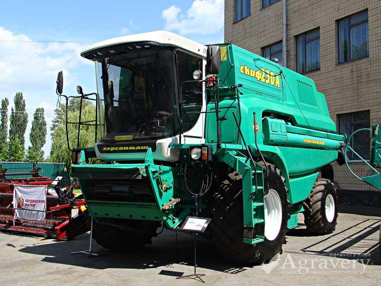 Уряд частково компенсує с/г виробникам вартість української техніки та обладнання