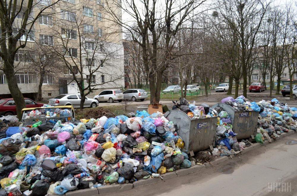 Сьогодні у Львові вирішуватимуть питання  утилізації сміття