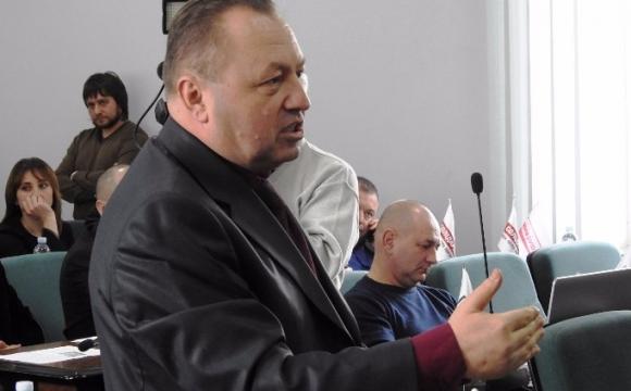 Григорій Пустовіт рветься на посаду секретаря