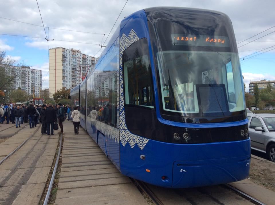 Польська PESA виграла торги на поставку Києву 40 трамваїв