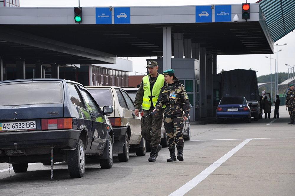 У прикордонному пункті контролю «Ягодин» буде обмежено рух транспорту