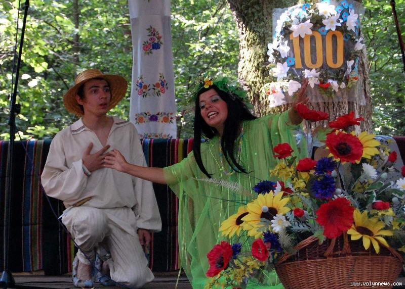 На Волині відбудеться традиційне поетично-мистецьке свято «Лісова пісня»