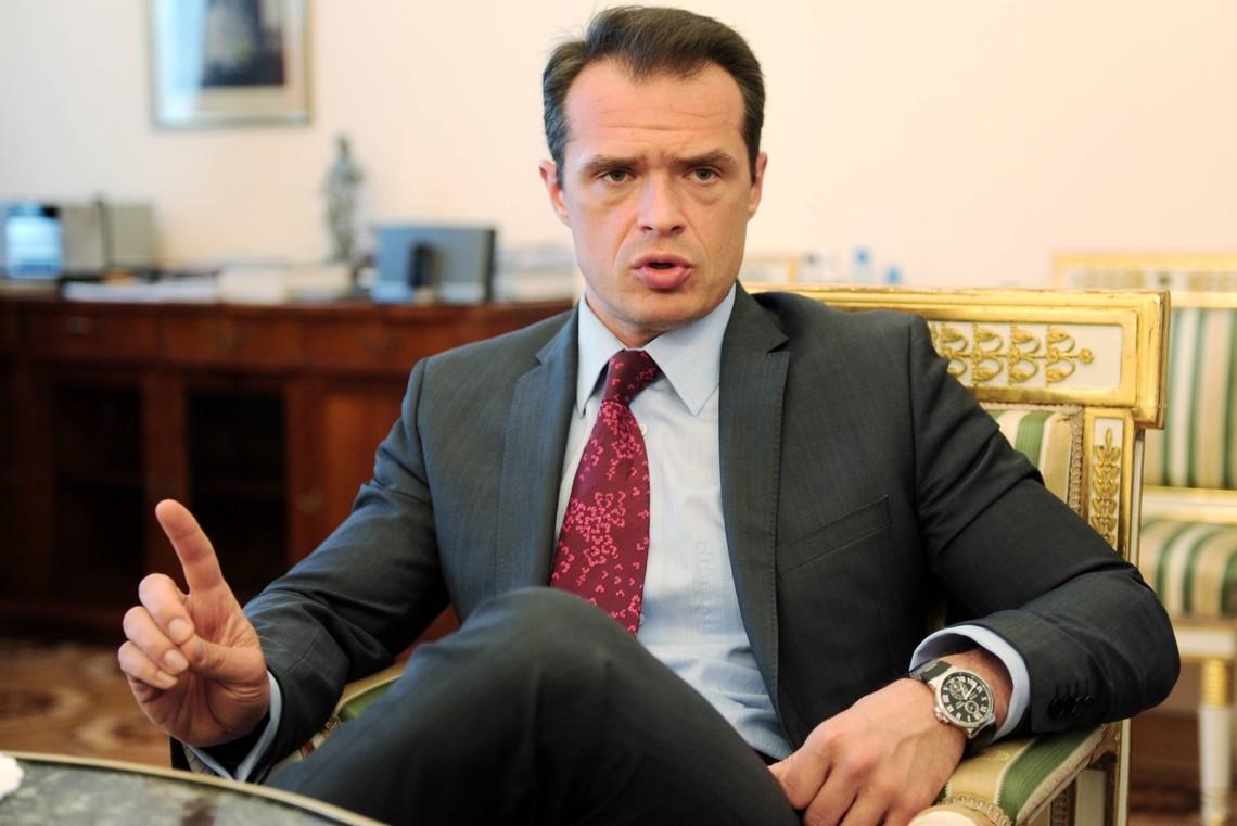 Голова «Укравтодору» Новак одержав 900% надбавки до зарплати