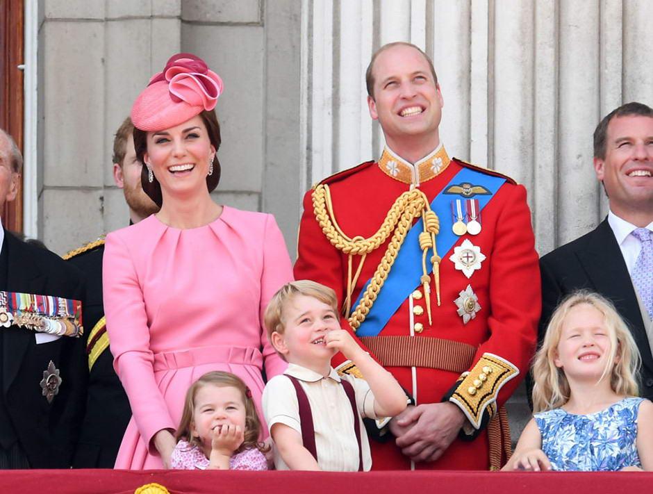 Кейт Міддлтон поділилася королівською таємницею