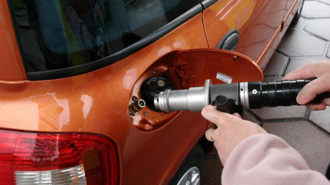 Ціна на автомобільний газ в Україні зросла в середньому на 50 копійок