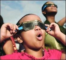 День сонячного затемнення оголосили вихідним