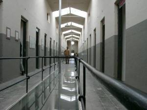Молодята провели першу шлюбну ніч у… в'язниці