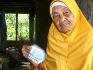 107-річна жінка розпочала пошуки 23-го чоловіка