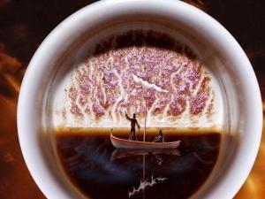 У кав'ярнях клієнтам тепер ще й ворожать на гущі