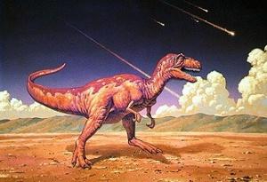 Метеорит не міг стати причиною вимирання динозаврів