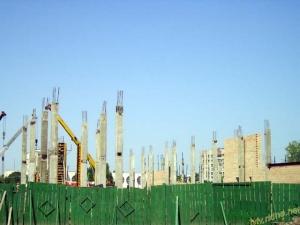На Волині - найбільше падіння обсягів будівництва в Україні