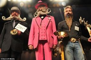 Американець переміг у конкурсі бороданів
