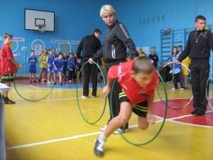 У Луцькій гімназії №14 провели відкритий олімпійський урок