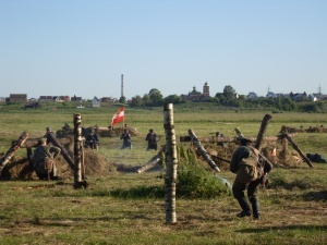 У Луцьку відтворили Брусилівський прорив
