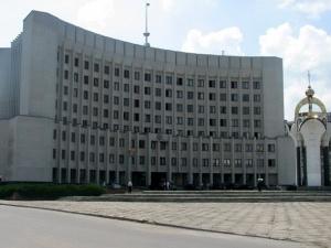 На Волині скликають позачергову сесію обласної ради