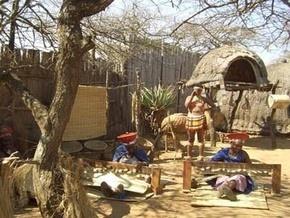 Найстаріша популяція людей  живе в Африці