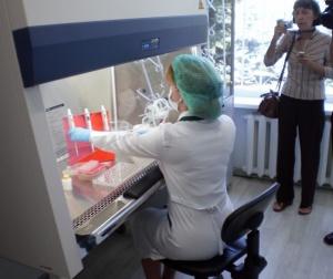 На Волині відкрили лабораторію для перевірки харчових продуктів на вміст ГМ