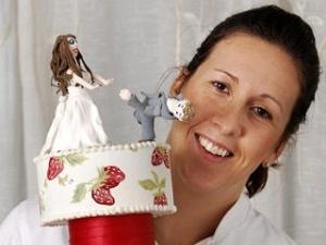 Британський кондитер придумала торти для розлучень