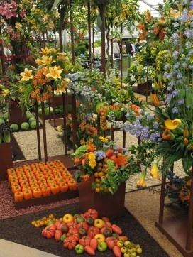 Гості Квіткового шоу в Челсі побачили «Антикризові» сади