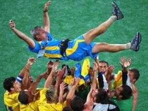 Волинські футболісти серед чемпіонів Європи