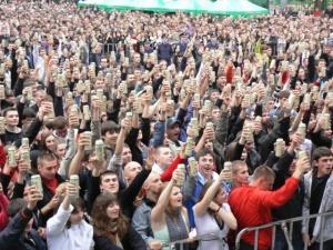 У Львові встановили пивний рекорд