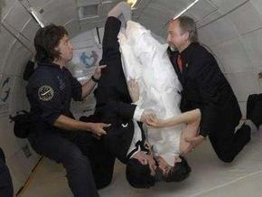 Відбувся перший шлюб в космосі