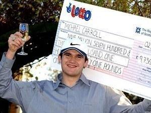 Переможець лотереї розтринькав 16 млн. доларів