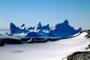 Найчистіше небо — над Антарктикою
