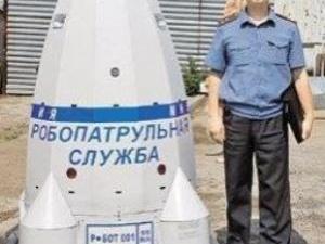 В Росії з міліції звільнили робокопа