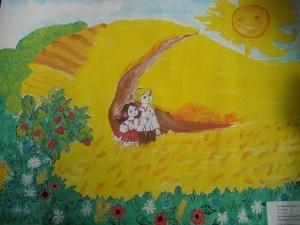 Для волинських учнів розпочався творчий конкурс «Україна – це я!»
