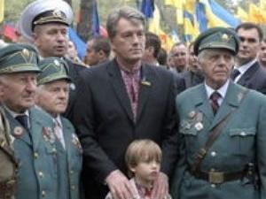Віктор Ющенко вшанував звитягу Колківської республіки на Волині
