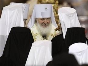 Патріарх Московський і всія Русі Кирило заїхав до Луцька на 20 хвилин