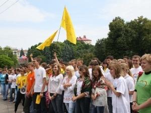 Вихідними відбувся фестиваль «Студентська республіка»