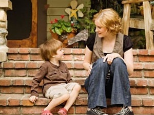 Третина батьків не люблять «чомучок»