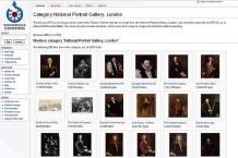Лондонская портретна галерея пригрозила Вікіпедії судом за фото своїх картин